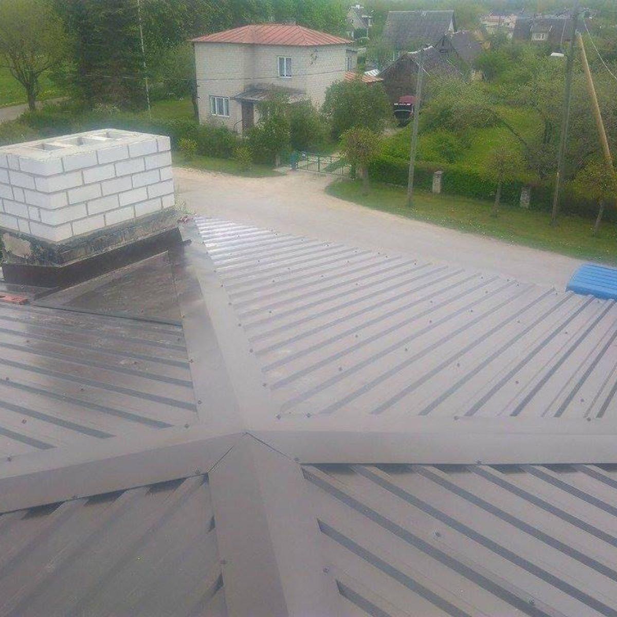 Profiilplekk katused